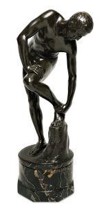 Auktion Ergebnis Skulptur Röll