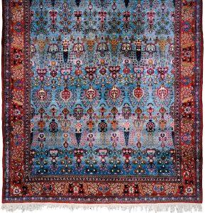 Auktion Ergebnis Teppich Teheran