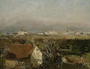 Auktion München Gemälde 19. Jh. Landschaft