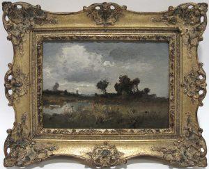 Auktion München Landschaft Gemälde 19. Jahrhundert Halberg-Krauss