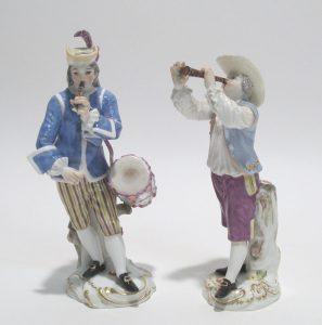 Meißen Porzellanfigur Kaendler Pariser Ausrufer Auktion München
