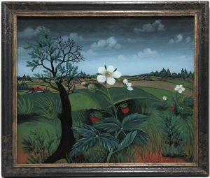 Auktion München Naive Malerei Kroation