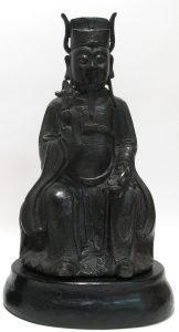 Auktionsergebnisse Asiatika München China Bronze Bodhisattva