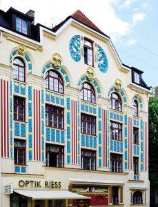 Henry Helbig Ernst Haiger Möbel Jugendstil Auktion München Scheublein