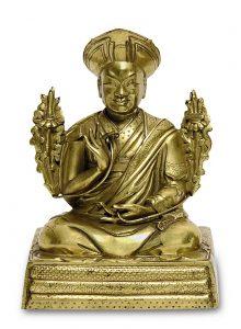 Asiatika Auktion Scheublein München Lama Tibetochinesisch
