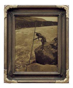 Edward Sheriff Curtis Goldton-Abzug The Fisherman, Scheublein Auktion München