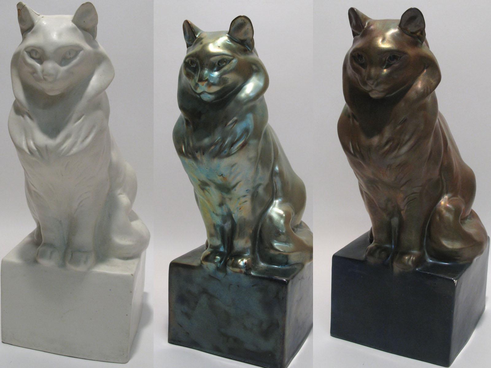 Katze Kunst Hauskatze Geschichte Auktion München