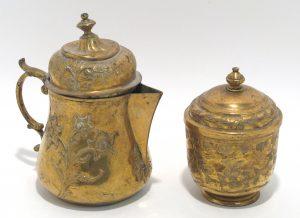 Auktion Ergebnisse München Auktionen Türkei Kupfer Kännchen