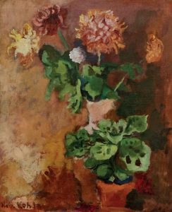 Stilleben Kohl Robert Gemälde 20. Jahrhundert Scheublein Auktion München