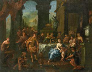 Altmeister Gemälde 16. - 18. Jh., Aeneas, Scheublein Auktion München.
