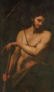 Altmeister Italien Adam Eva Guercino Auktion München
