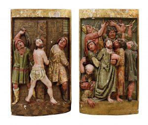 Skulptur Spanien Siglo D'oro Scheublein Auktion München