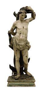 Sebastian Spanien Skulptur Auktion Scheublein München