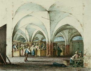 August Seidel München-Ansichten Tal Monacensia Auktion München Scheublein