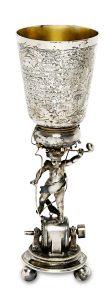 Pokal Oskar von Miller Auktion München Scheublein