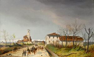 Franz Adam Solferino Auktion München Scheublein