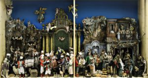 Neapolitanische Krippe Neapel Auktion München Scheublein