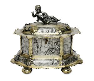 Augsburger Silber Auktion München Scheublein