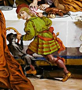 Hinterglas-Kunst Seehausen Hinterglasbild Auktion München Scheublein