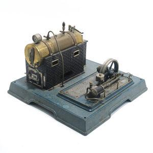 Dampfmaschine Märklin Auktion München Scheublein