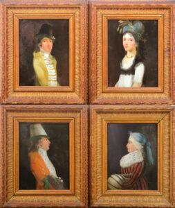 Hinterglasbilder Schwarzwald Auktion München Scheublein