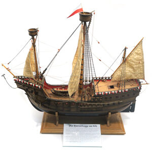 Modellschiff Hansekogge Auktion München Scheublein
