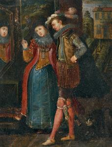 David Vinckboons Auktion München Scheublein