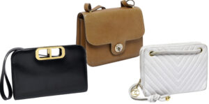 Handtaschen Gucci Fendi Chanel Auktion München Scheublein